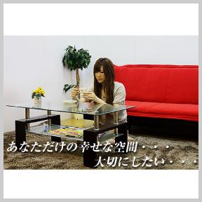 強化ガラステーブル GT-04