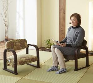 楽々座椅子!ZA-01